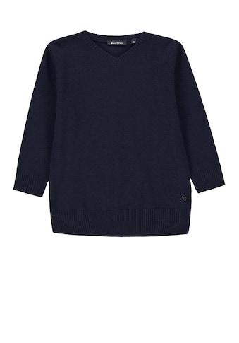 Marc O'Polo Junior Pullover mit V - Ausschhnitt kaufen