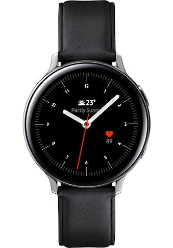 Samsung Smartwatch »Galaxy Watch Active2 Edelstahl, 44 mm, Bluetooth (SM-R820)« kaufen