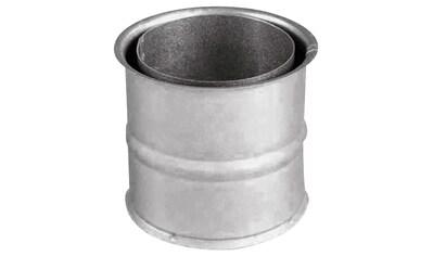 JUSTUS Ofenrohr, Ø 150 mm, für Kaminöfen kaufen