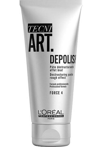 "L'ORÉAL PROFESSIONNEL PARIS Haarcreme ""Tecni.Art Depolish"", mittlerer Halt kaufen"