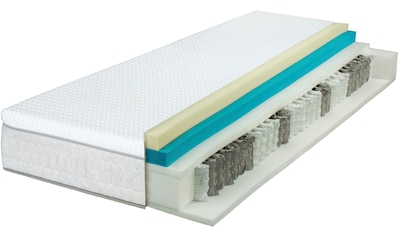 Taschenfederkernmatratze »EvoX Perfect TFK 500«, Breckle, 27 cm hoch kaufen