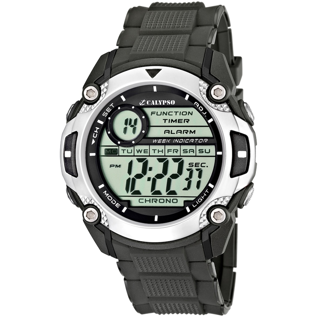 CALYPSO WATCHES Chronograph »Digital For Man, K5577/1«
