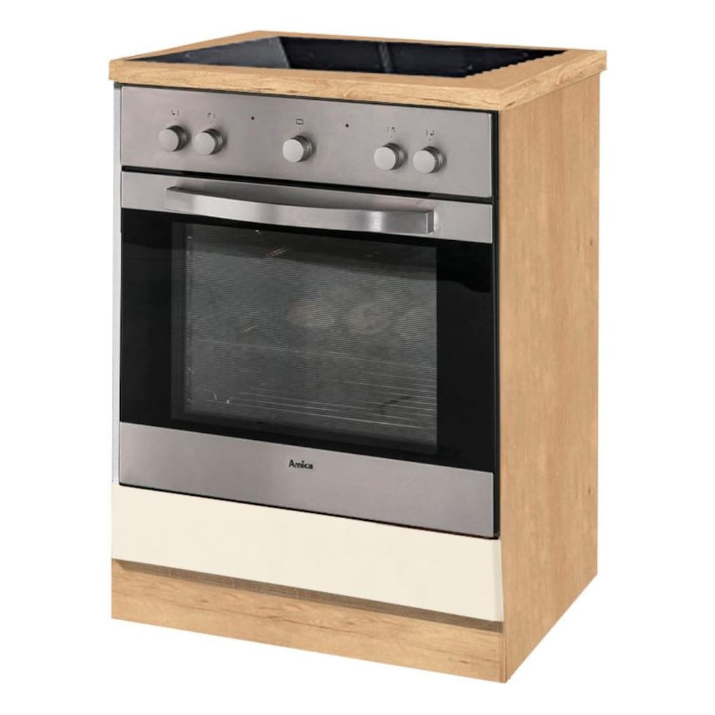 wiho Küchen Herdumbauschrank »Aachen«