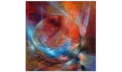 Artland Glasbild »Murmel«, Muster, (1 St.) kaufen