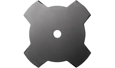GARDENA Motorsensenmesser »BBO002, 00057-76«, 4 St., für Trimmer, Ø 255 mm kaufen