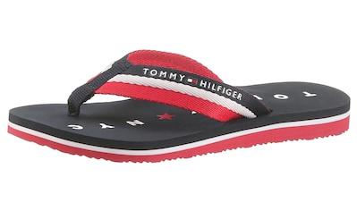 TOMMY HILFIGER Zehentrenner »Mellie 13« kaufen