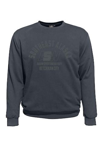 AHORN SPORTSWEAR Sweatshirt mit Frontprint kaufen