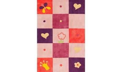 Kinderteppich, »Kids 1366«, Böing Carpet, rechteckig, Höhe 10 mm, handgetuftet kaufen