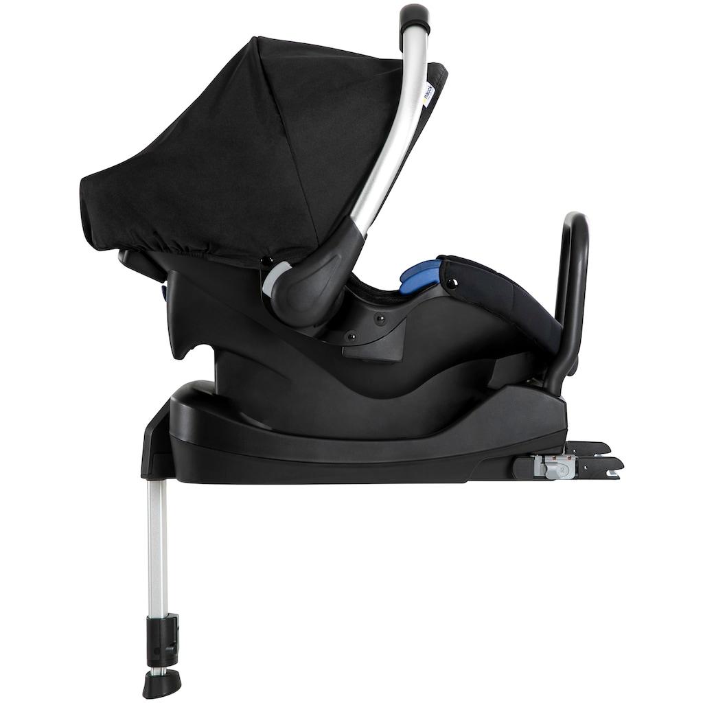 Hauck Babyschale »Comfort Fix Set«, Klasse 0+ (bis 13 kg)