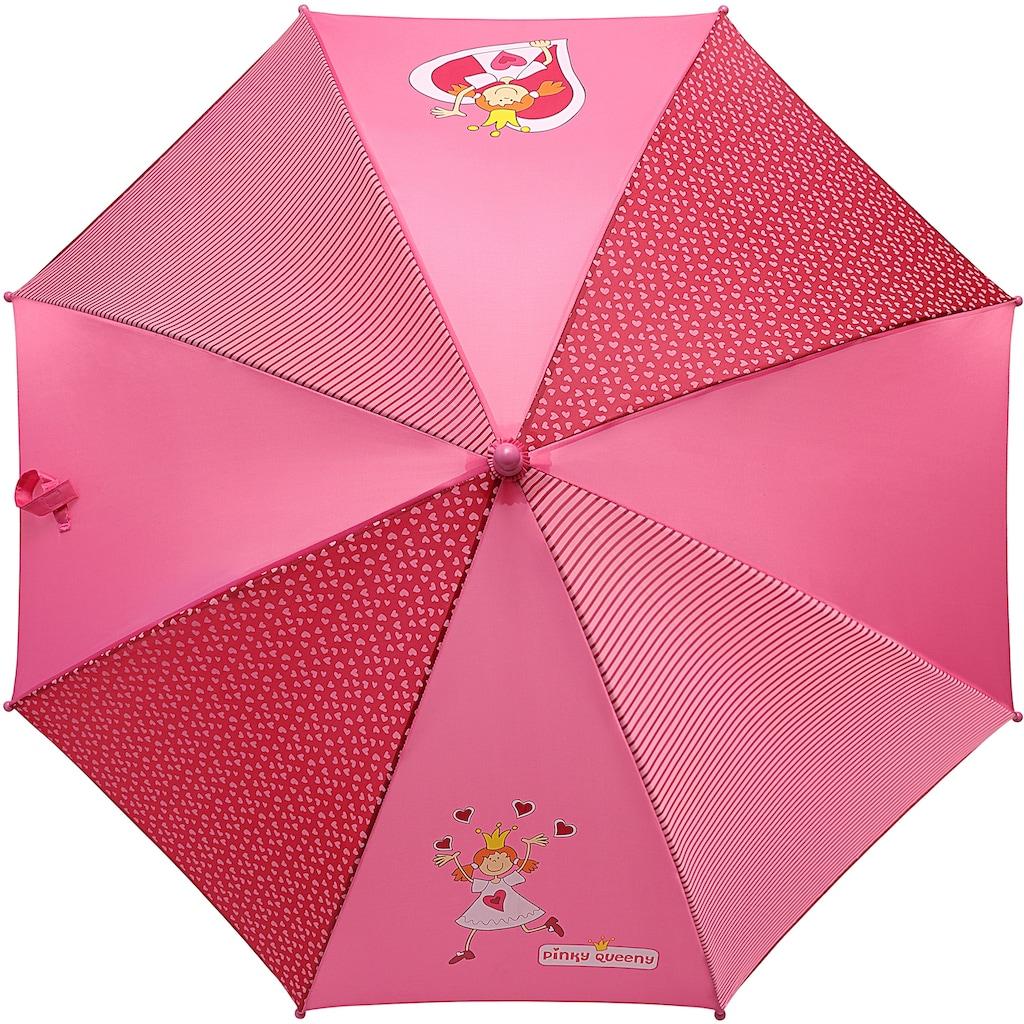Sigikid Stockregenschirm »Pinky Queeny«