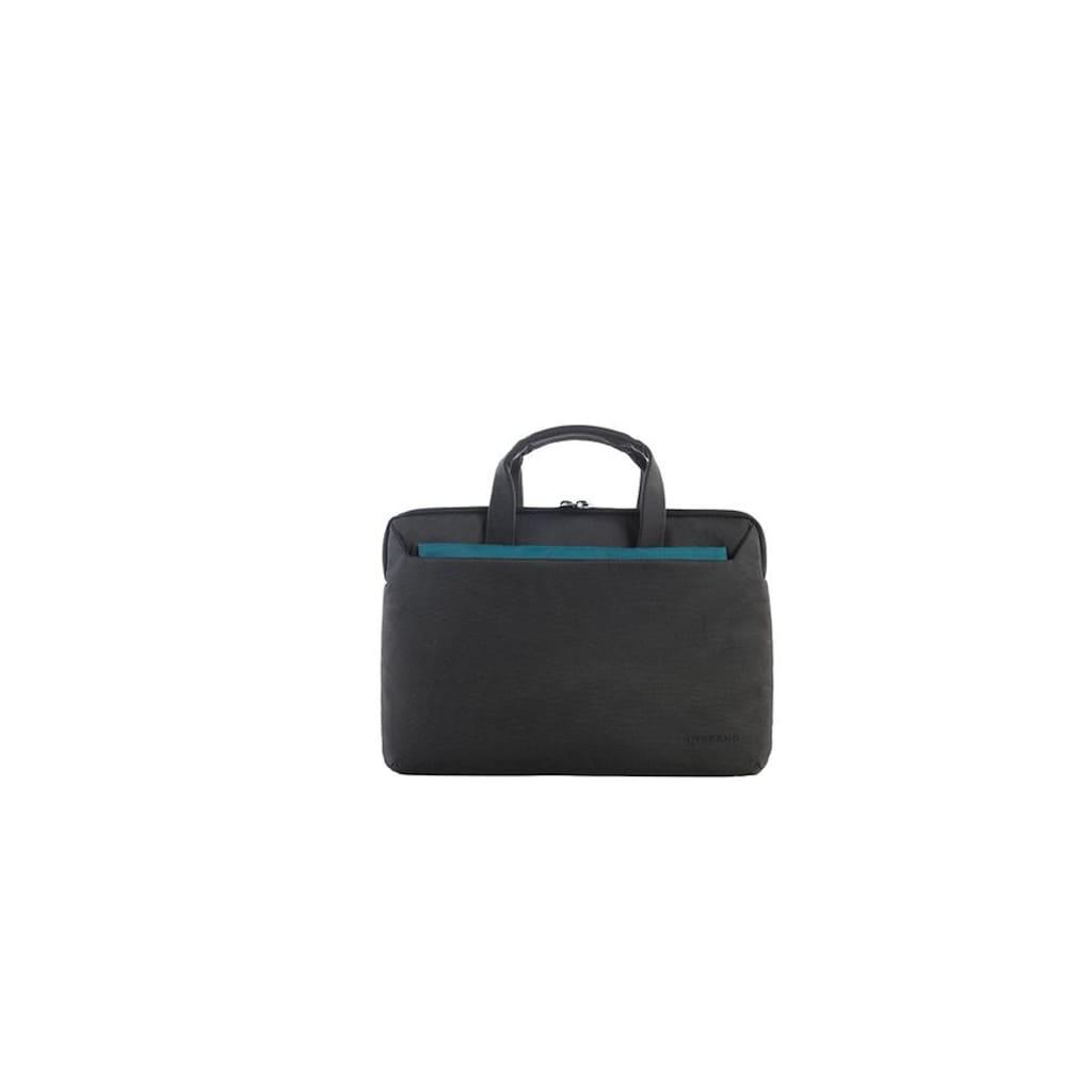 Tucano Extra schmale und leichte Laptoptasche mit vielen Extras