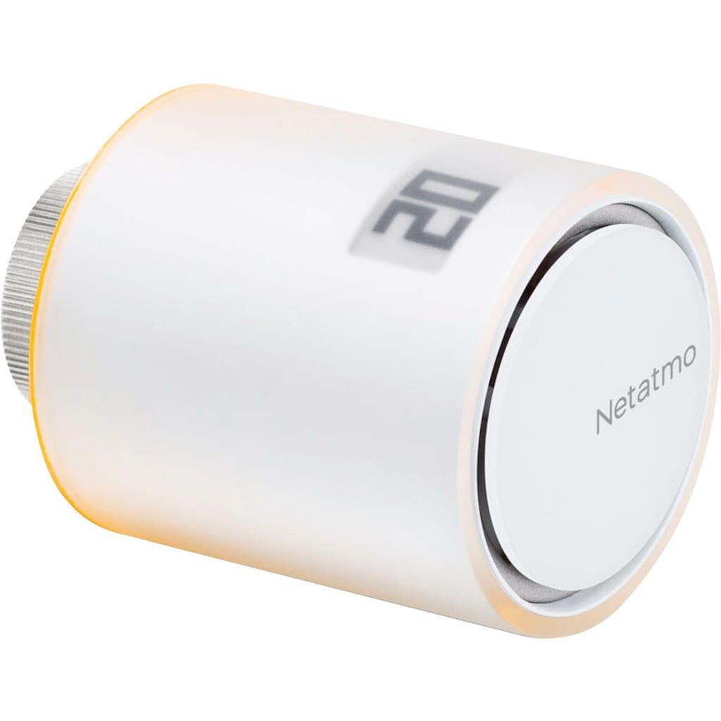 Netatmo Heizkörperthermostat »Smarter Heizkörperthermostat«