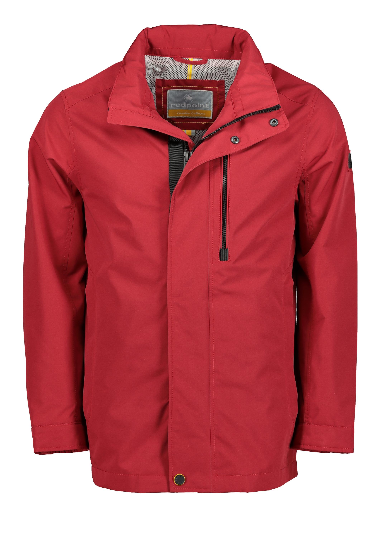 Redpoint wasserabweisende Funktionsjacke Don | Bekleidung > Jacken > Funktionsjacken | Rot | Polyester | Redpoint
