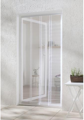 HECHT Insektenschutz - Vorhang »FILATEC«, weiß, BxH: 100x220 cm kaufen