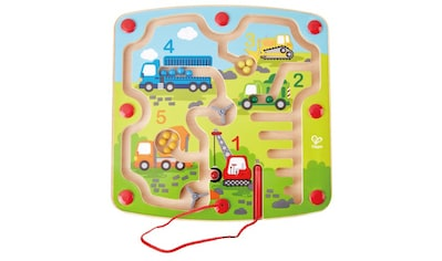 "Hape Spiel, ""Baufahrzeuge - Labyrinth"" kaufen"
