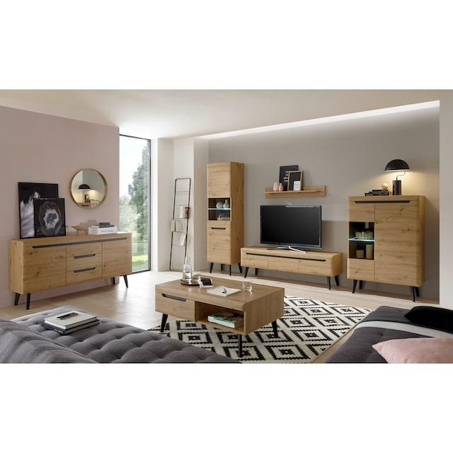 my home Wohnwand »Torge« (Set, 4-tlg)