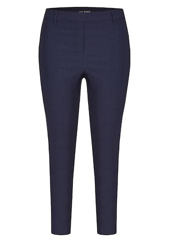 VIA APPIA DUE Elegante Hose mit Paspelnähten Plus Size kaufen