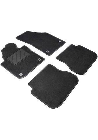 WALSER Passform-Fußmatten »Standard«, (4 St.), für Toyota RAV 4 Bj 04/2013 - Heute kaufen