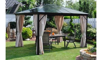 LECO Pavillon mit Seitenteilen »Profi«, BxL: 300x365 cm kaufen