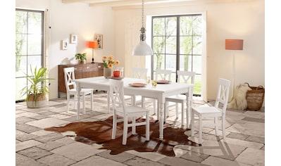 Home affaire Essgruppe »Merida« kaufen