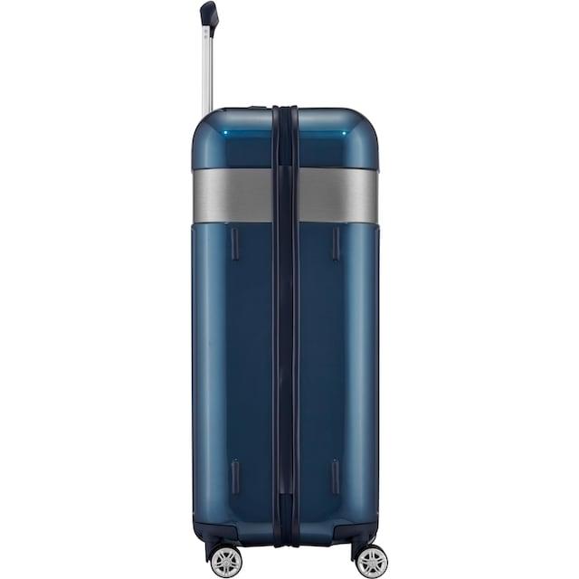 "TITAN® Hartschalen-Trolley ""Spotlight Flash, North Sea, 76 cm"", 4 Rollen"
