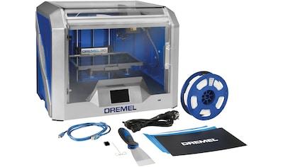 DREMEL 3D - Drucker »3D40«, Druckbereich: 254 x 152 x 171 mm kaufen
