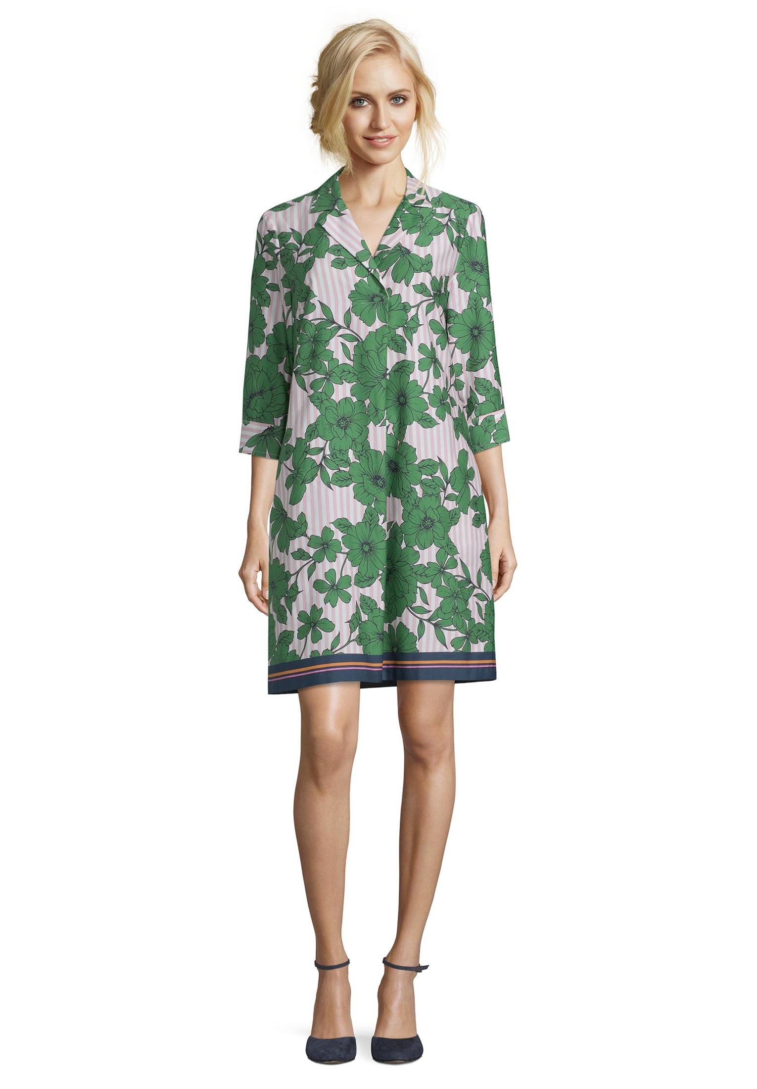 vera mont -  Sommerkleid mit Blumenprint