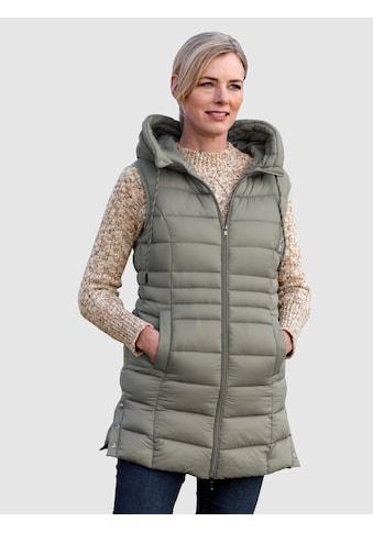 Dress In Longweste, in sportivem Look kaufen