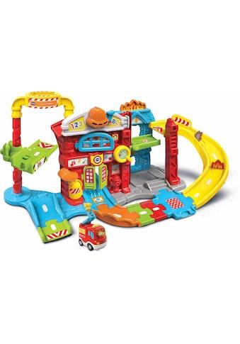 """Vtech® Spiel - Feuerwehrwache """"Tut Tut Baby Flitzer Feuerwehrstation"""" kaufen"""