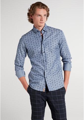 Eterna Langarmhemd »SLIM FIT«, !Langarm Hemd kaufen