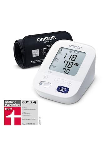 Omron Oberarm-Blutdruckmessgerät »X3 Comfort«, mit Bluthochdruckindikator kaufen