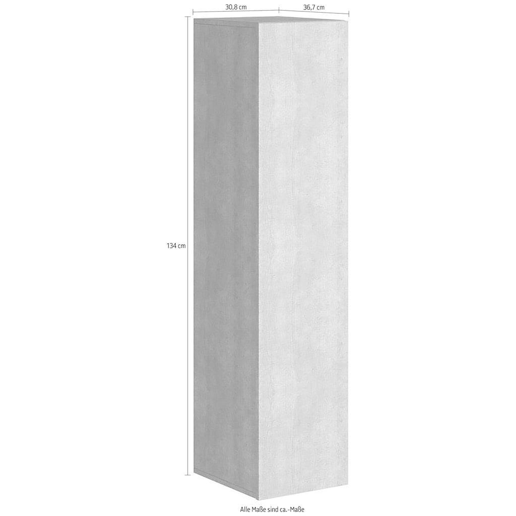 TRENDMANUFAKTUR Hängeschrank »Vento«, Höhe 134 cm
