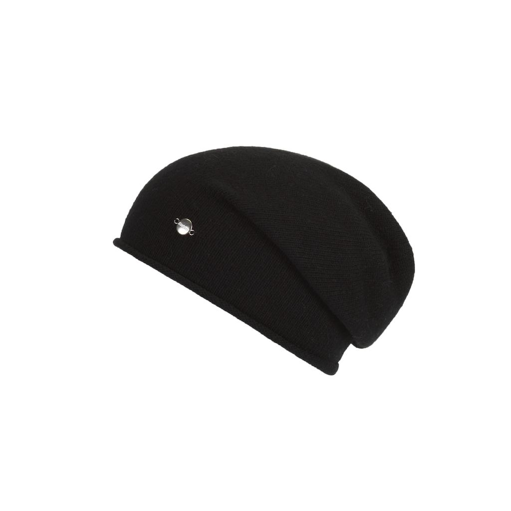 Eisbär Oversize-Mütze