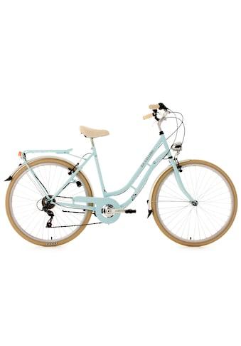 KS Cycling Cityrad »Casino«, 6 Gang, Shimano, Tourney Schaltwerk, Kettenschaltung kaufen