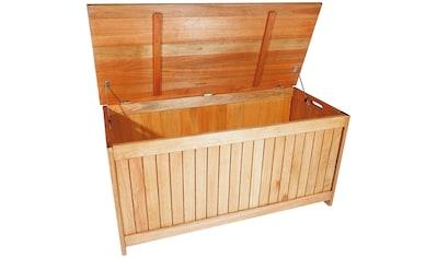 MERXX Auflagenbox, Eukalyptusholz kaufen