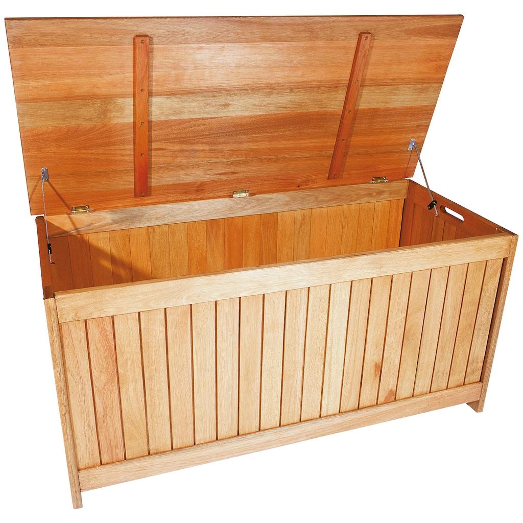 MERXX Auflagenbox, Eukalyptusholz