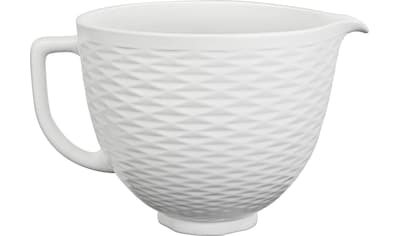 "KitchenAid Küchenmaschinenschüssel ""5KSM2CB5TLW, 4,7 - L - Keramikschüssel"", Keramik kaufen"