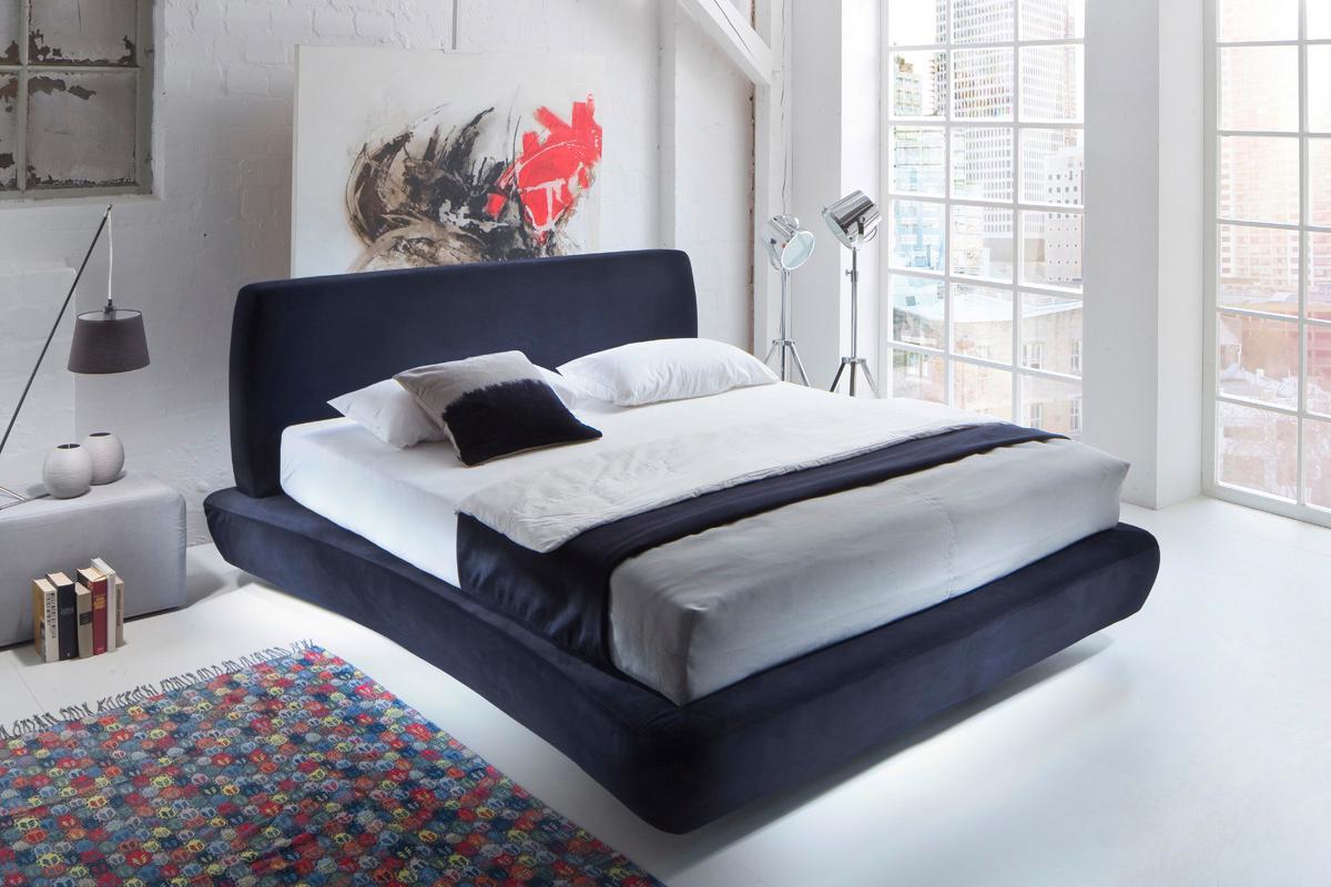 Places of Style Boxspringbett Andres im besonderen Design