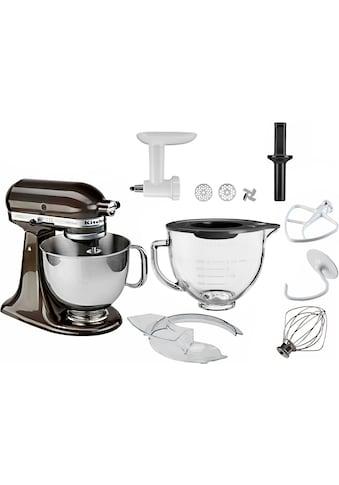 KitchenAid Küchenmaschine Artisan 5KSM150EBZ, 300 Watt, Schüssel 4,8 Liter kaufen