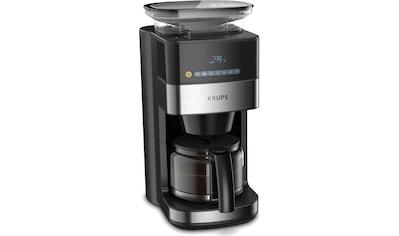 Krups Filterkaffeemaschine KM8328 Grind Aroma mit Mahlwerk kaufen