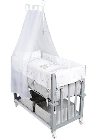 Roba® Stubenbett, »4 - in - 1, Sternenzauber«, 10 - tlg. kaufen