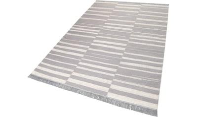 Teppich, »Skid Marks«, carpets&co, rechteckig, Höhe 5 mm, handgewebt kaufen