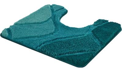 Kleine Wolke Badematte »Fiona«, Höhe 20 mm, rutschhemmend beschichtet, fußbodenheizungsgeeignet kaufen