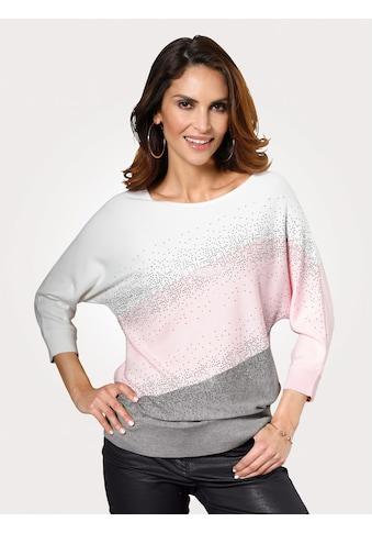 Mona Pullover mit Blockstreifen kaufen