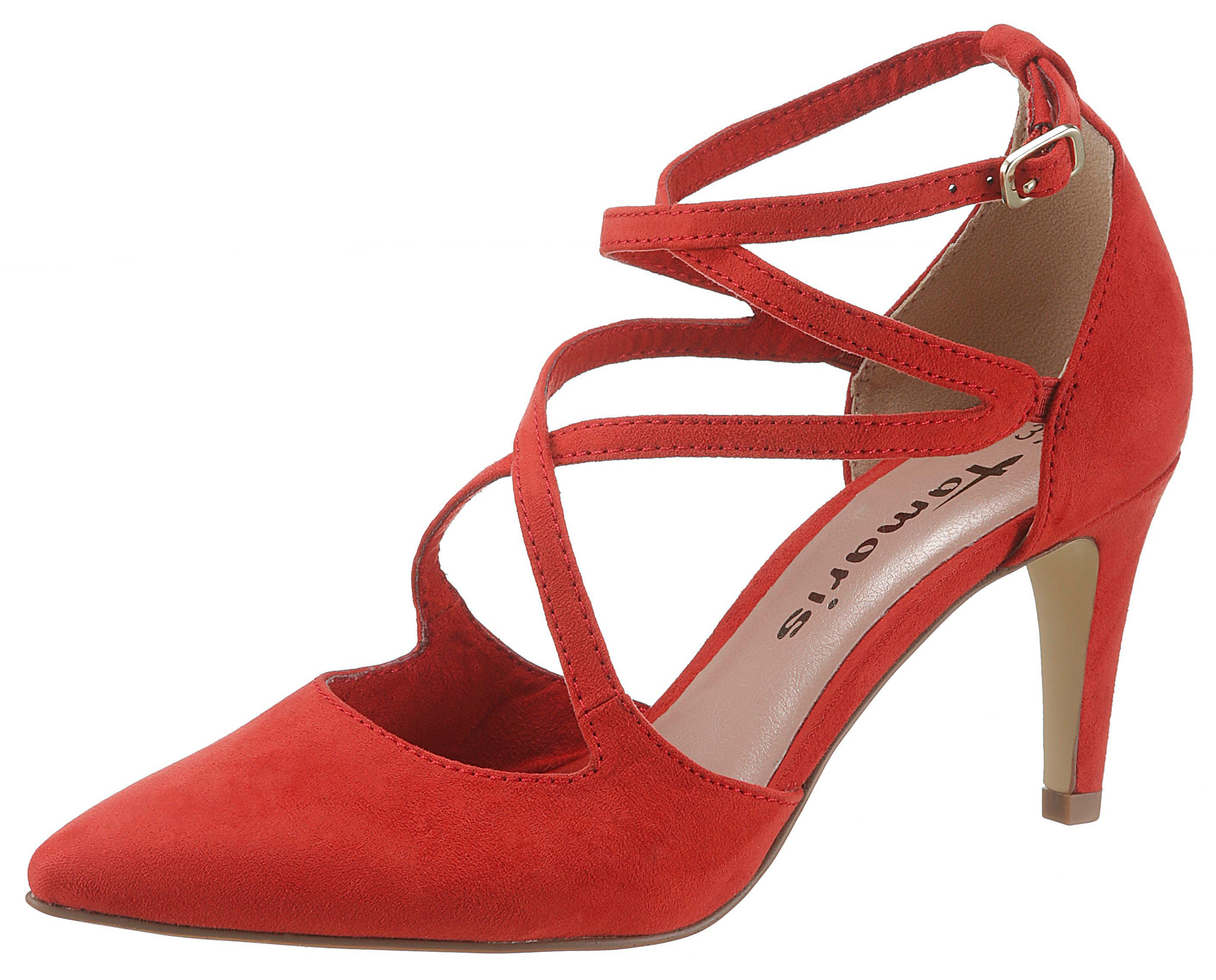 Tamaris Spangenpumps Seagull Damenmode Spangenpumps Damen Schuhe Schuhe Schuhe    Zuverlässiger Ruf  b8f00a
