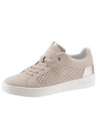 bugatti Sneaker »Fergie Eco«, mit unterlegter Perforation kaufen
