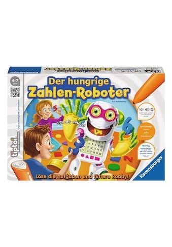 """Ravensburger Spiel, """"tiptoi® Der hungrige Zahlen - Roboter"""" kaufen"""
