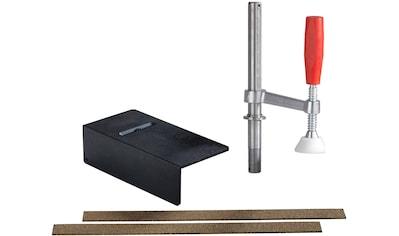Sjöberg Werkzeugset »Elite«, (3 St.), Hobelbank, Edelstahl/Kork kaufen