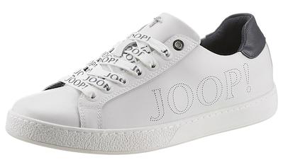Joop! Sneaker »Lettera strada«, mit auffälligem Logoprint kaufen