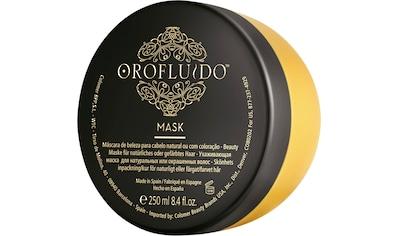 OROFLUIDO Haarmaske »Original Mask«, mit integriertem Farbschutz kaufen